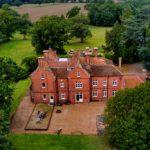 Bessingham Manor-North Norfolk-Drone-Imagery-Wedding
