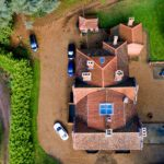 Bessingham Manor-weddings-drone-photography-norfolk-