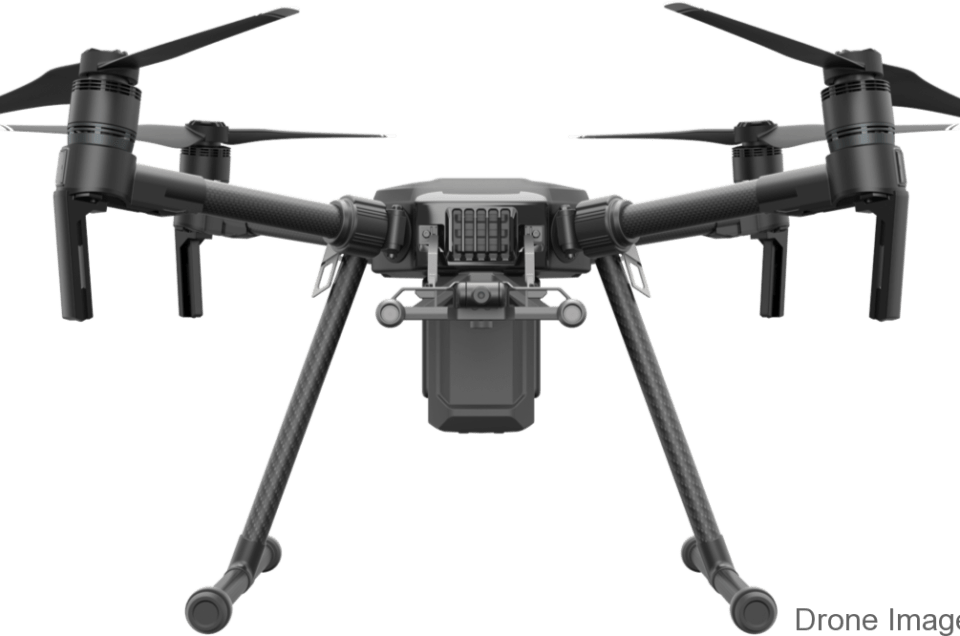 NOTICE for DJI Matrice 210 series drone users