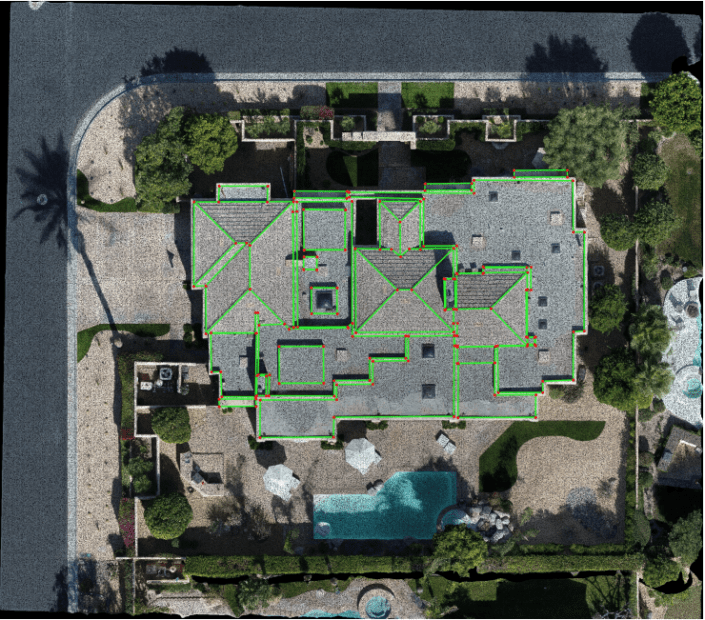 Model-Of-The-Property-Drone-Imagery