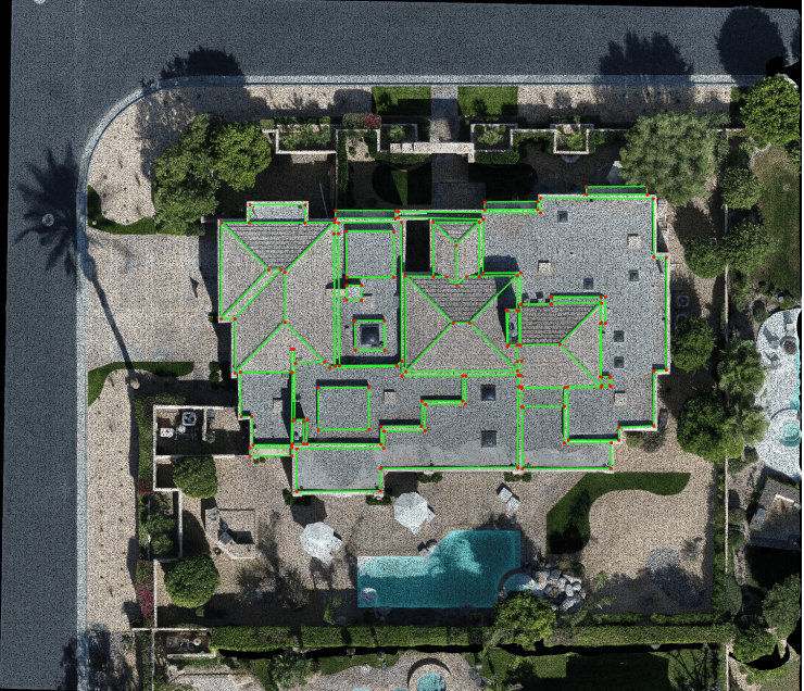 Drones Roof Surveys