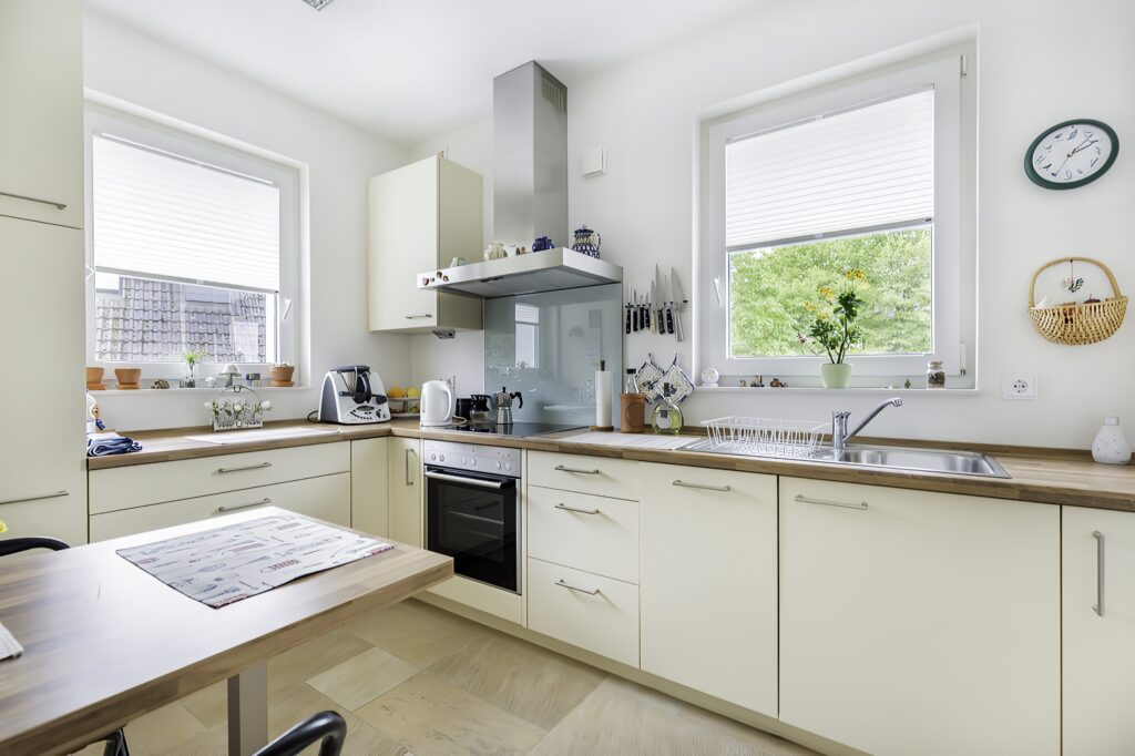 Modern Kitchen Window