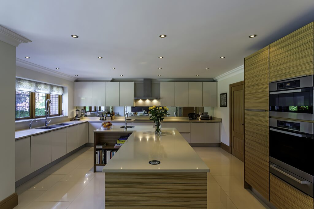 Kitchen Straight Lines