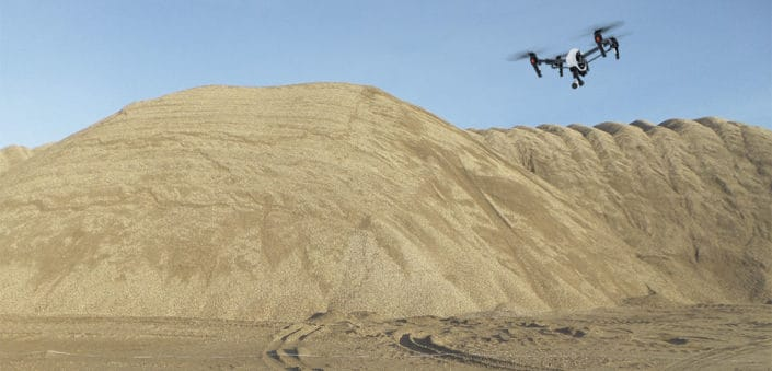 uav-Drone-imaging-stockpile-measurement
