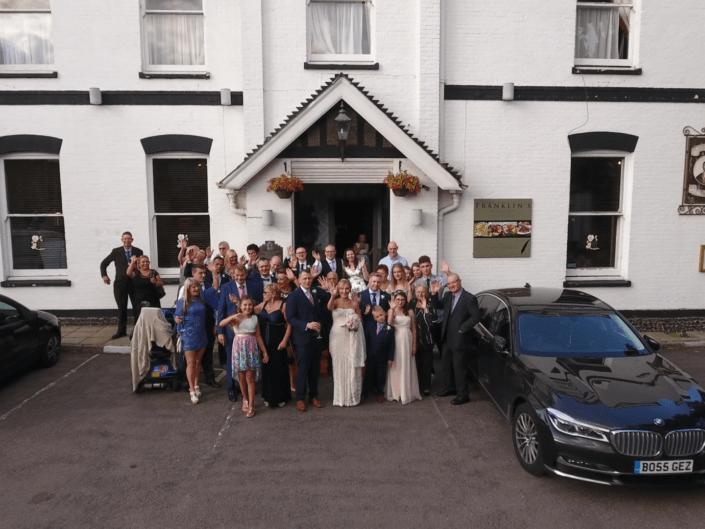 wedding-party-putside-thomas-paine-hotel